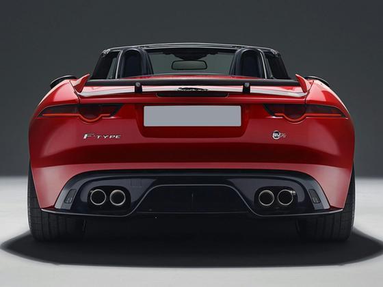 2020 Jaguar F-Type  : Car has generic photo