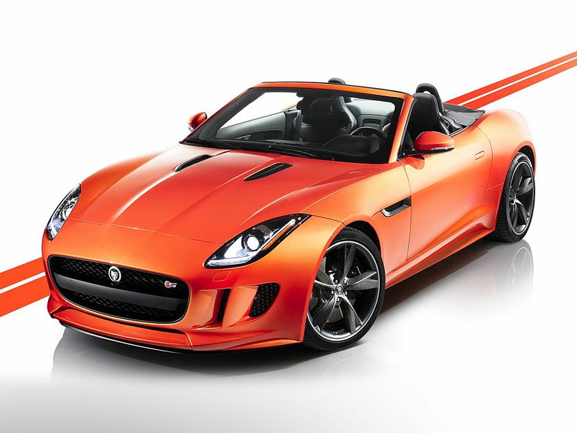 2016 Jaguar F-Type  : Car has generic photo