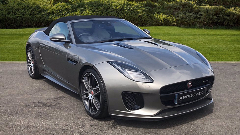 2018 Jaguar F-Type :2 car images available