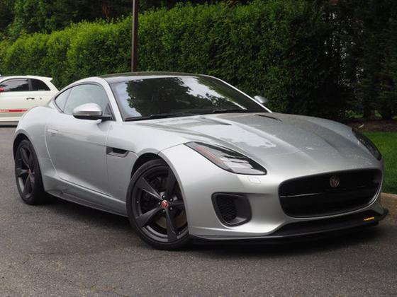 2018 Jaguar F-Type 400 Sport:22 car images available
