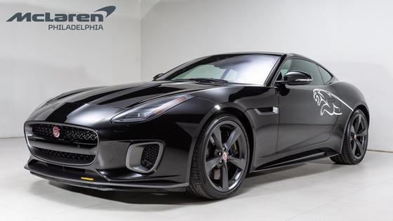 2018 Jaguar F-Type 400 Sport:21 car images available