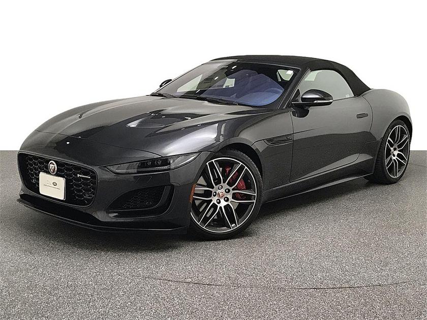 2022 Jaguar F-Type P450:24 car images available