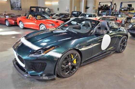 2016 jaguar f type project 7 for sale in huntington station ny global autosports. Black Bedroom Furniture Sets. Home Design Ideas