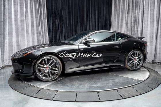 2018 Jaguar F-Type R-Dynamic:24 car images available