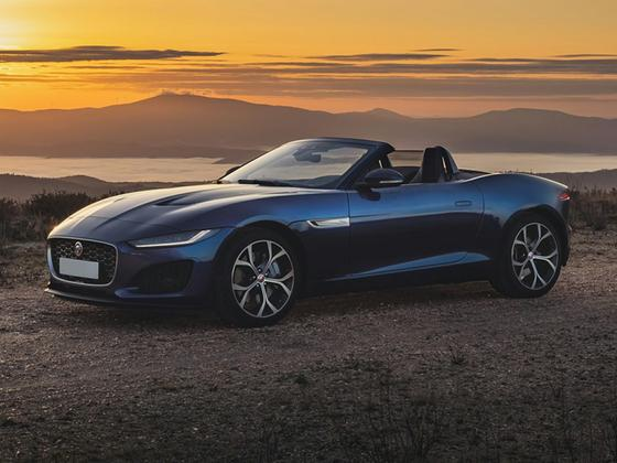 2021 Jaguar F-Type R-Dynamic : Car has generic photo