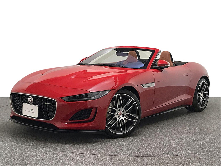 2021 Jaguar F-Type R-Dynamic:24 car images available
