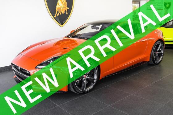 2017 Jaguar F-Type R:24 car images available