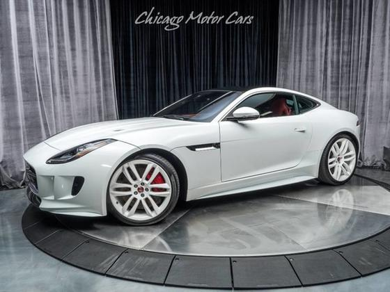 2017 Jaguar F-Type R:24 car images available
