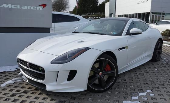 2016 Jaguar F-Type R:10 car images available