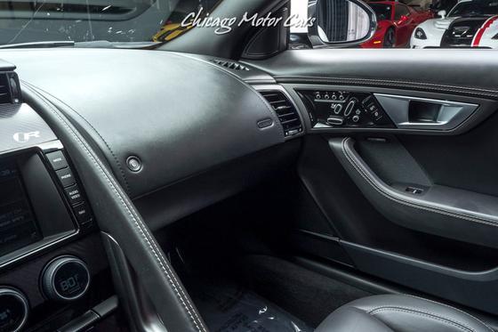 2015 Jaguar F-Type R