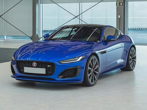 2021 Jaguar F-Type R : Car has generic photo