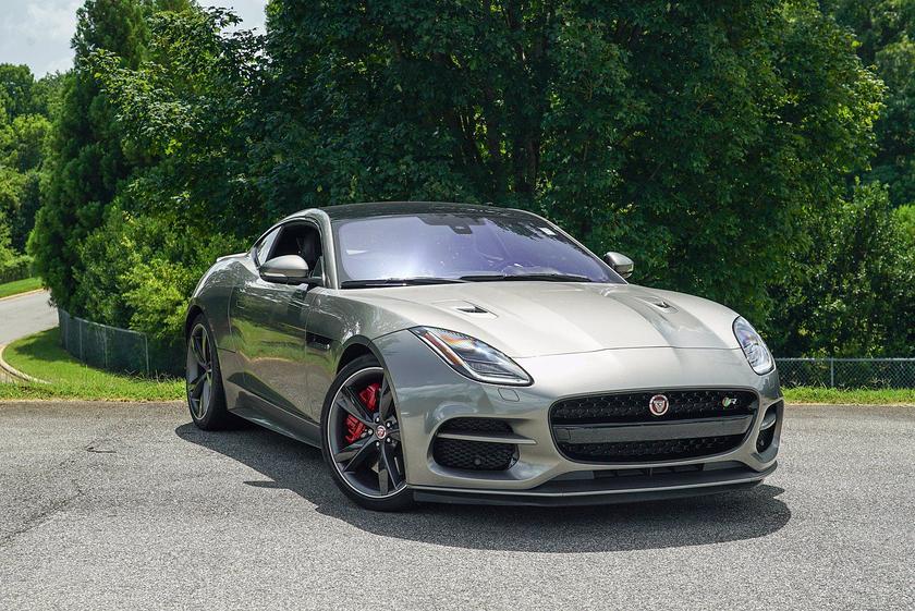 2018 Jaguar F-Type R:24 car images available