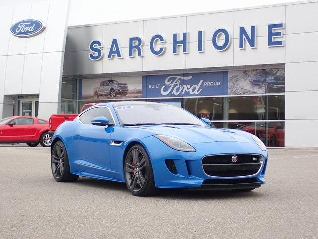 2017 Jaguar F-Type S British Design Edition:24 car images available