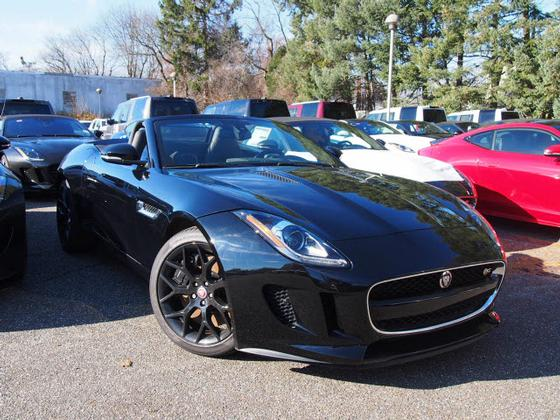 2016 Jaguar F-Type S:21 car images available