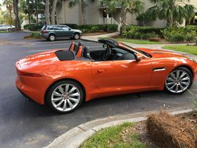 2015 Jaguar F-Type S