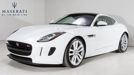 2017 Jaguar F-Type S:18 car images available