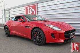 2016 Jaguar F-Type S