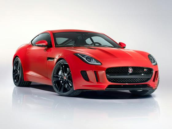 2017 Jaguar F-Type S : Car has generic photo