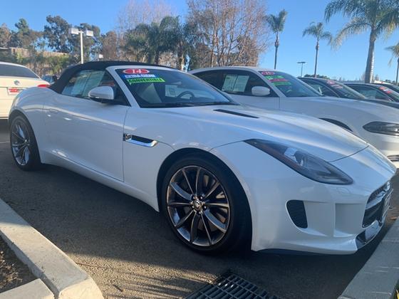 2014 Jaguar F-Type S:4 car images available