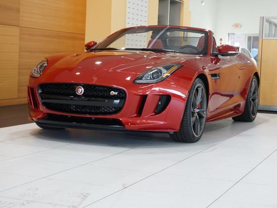 2017 Jaguar F-Type S:24 car images available