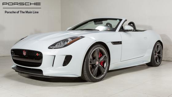 2016 Jaguar F-Type S:22 car images available