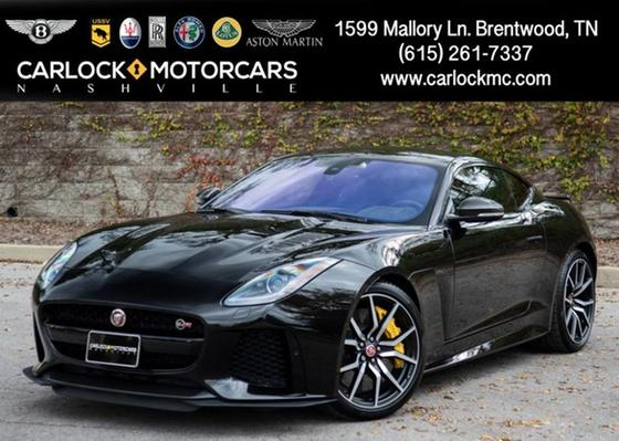 2017 Jaguar F-Type SVR:24 car images available