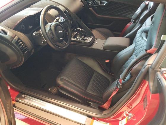2017 Jaguar F-Type SVR:7 car images available