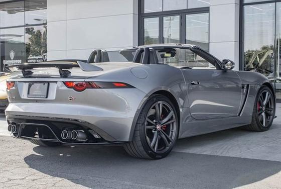 2020 Jaguar F-Type SVR