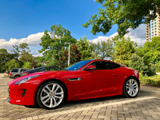 2018 Jaguar F-Type V6 S