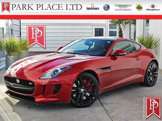 2015 Jaguar F-Type V6 S:11 car images available