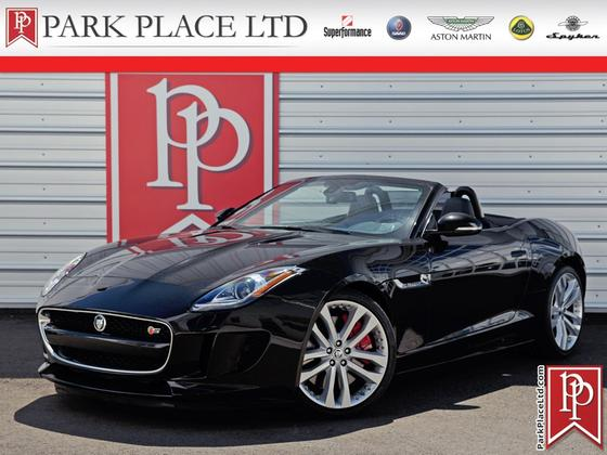 2014 Jaguar F-Type V8 S:24 car images available