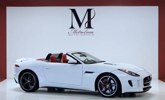 2015 Jaguar F-Type V8 S:24 car images available
