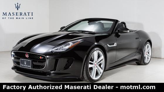 2015 Jaguar F-Type V8 S:22 car images available
