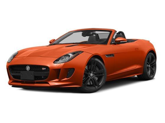 2014 Jaguar F-Type V8 S : Car has generic photo