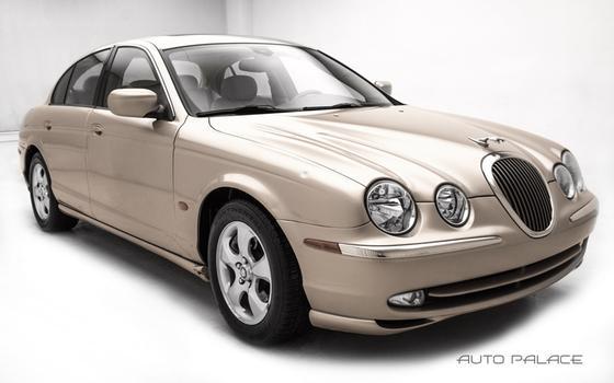 2001 Jaguar S-Type :24 car images available