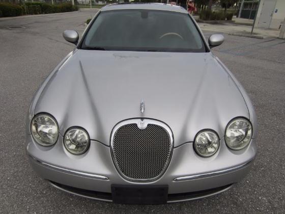 2006 Jaguar S-Type 4.2