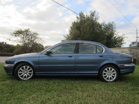 2002 Jaguar X-Type 2.5