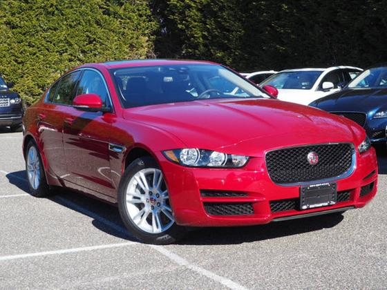 2017 Jaguar XE 20d Premium:24 car images available