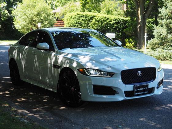 2017 Jaguar XE 20d R-Sport:22 car images available