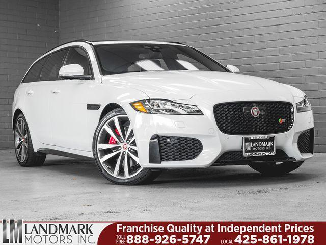 2018 Jaguar XF-Type :24 car images available