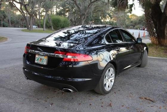 2009 Jaguar XF-Type Luxury
