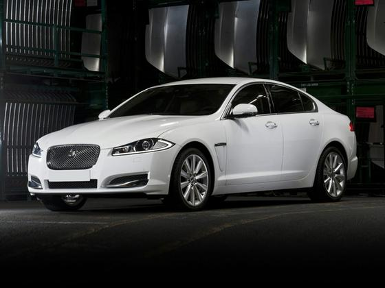 2015 Jaguar XF-Type Portfolio : Car has generic photo