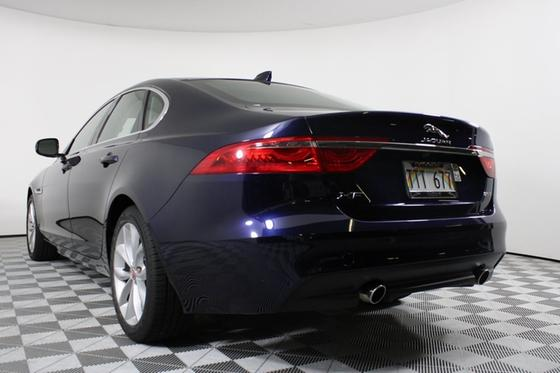 2018 Jaguar XF-Type Premium Luxury