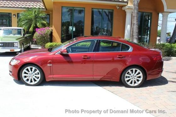 2011 Jaguar XF-Type Premium Luxury:17 car images available