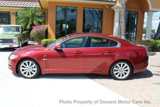 2011 Jaguar XF-Type Premium Luxury:17 car images available