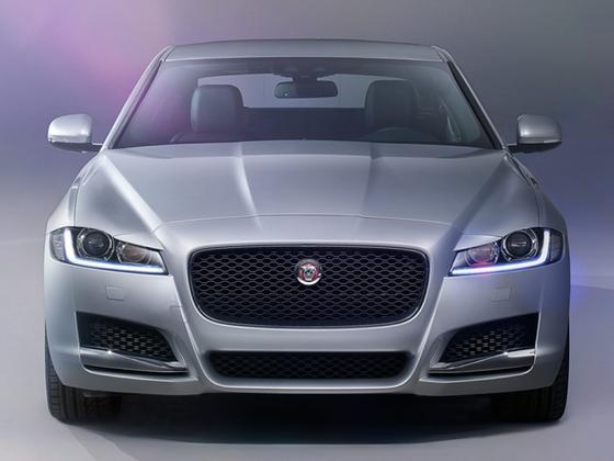 2016 Jaguar XF-Type Prestige : Car has generic photo