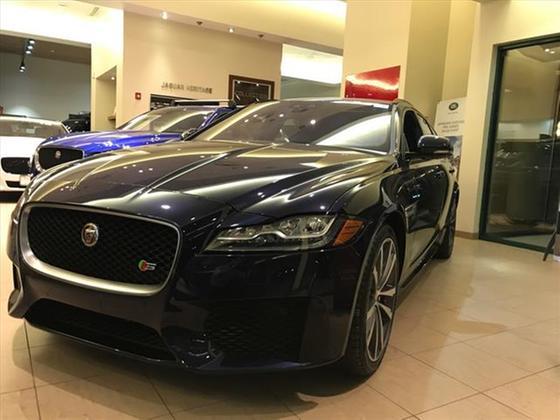 2018 Jaguar XF-Type S:10 car images available