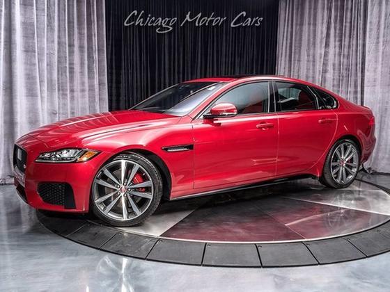 2017 Jaguar XF-Type S:24 car images available