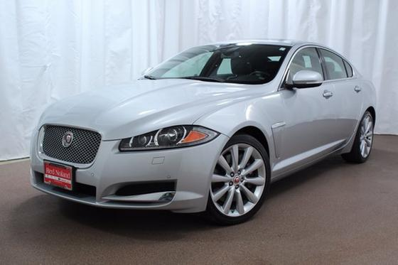 2014 Jaguar XF-Type Supercharged:22 car images available