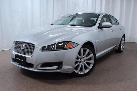 2014 Jaguar XF-Type Supercharged:24 car images available